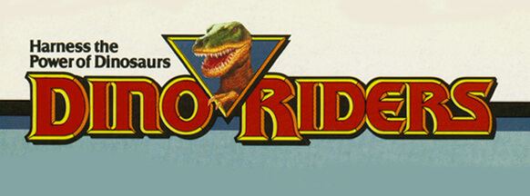 DinoRidersLogo
