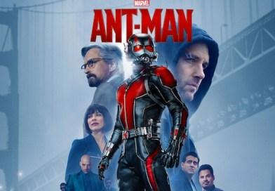 What was at the end of Ant-Man?
