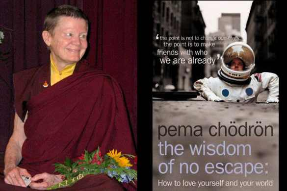 Pema Chodron How to Love Yourself and Your World