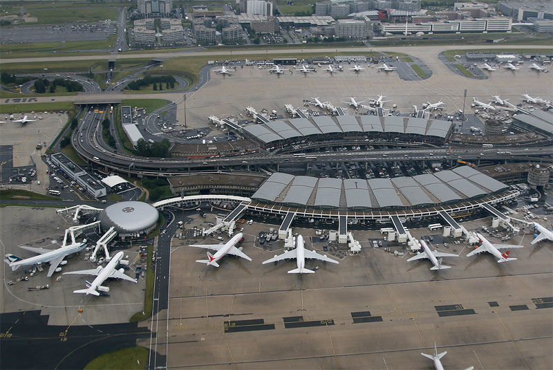 Busiest Airports In The World: Paris Charles de Gaulle Airport