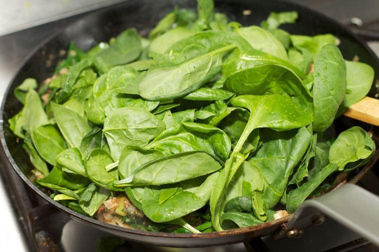 Quiche met spinazie 35