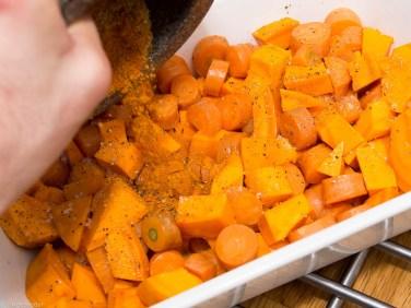 Ovenschotel met pompoen en wortel-33