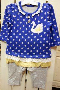 Baby Ampasand ドットロンパース 70cm ¥2900+税