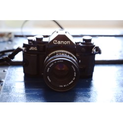 Small Crop Of Canon A 1