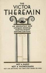 Promotional brochure for the RCA Theremin