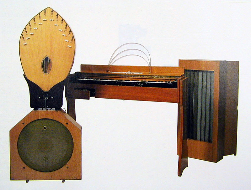The 'Ondes-Martenot' Maurice Martenot, France, 1928 – 120 ...