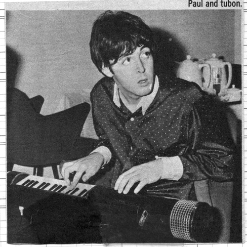 Paul McCartney's Tubon