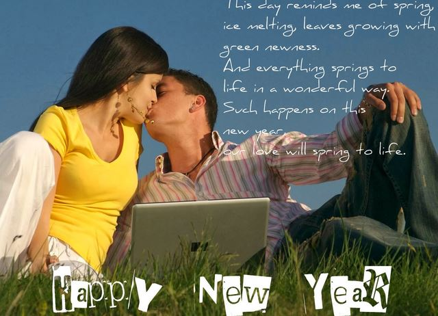 romantic new year 2015 wallpapers hd pictures pics sms messages images