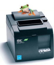 Eco Thermal Receipt Printer
