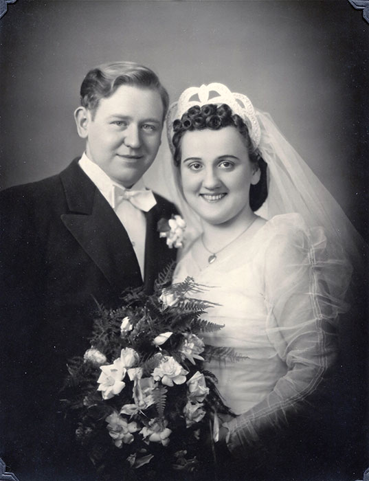 Teterycz family St Teresa Parish Chicago