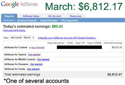This $6k was a while back, in our testing phase, but was indeed paid.   Was a very happy day for us.