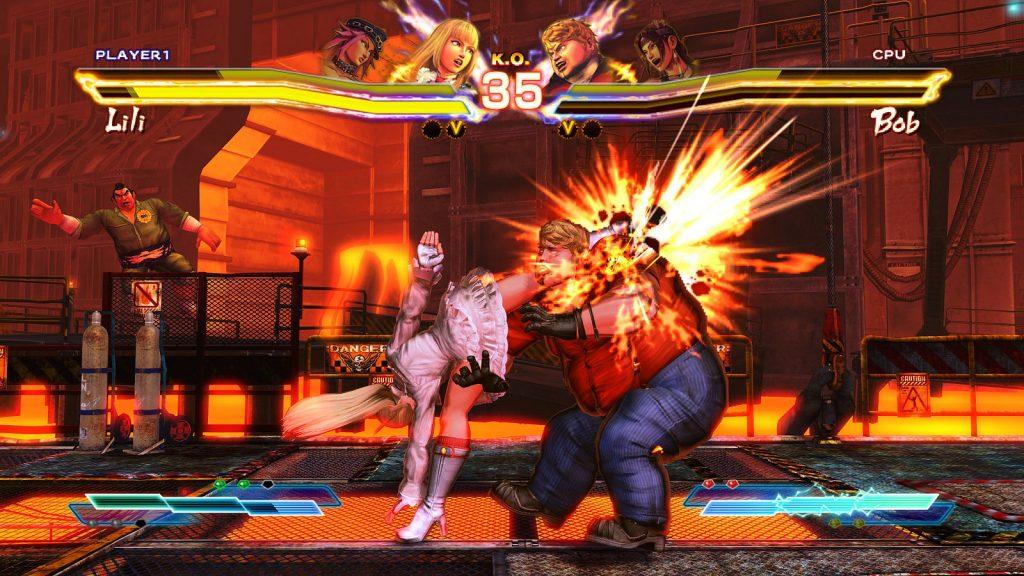 Street Fighter Franchise - Commercial Use Allowed via Flickr