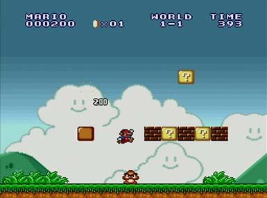 Super Mario All-Stars (Image from mario.nintendo.com)