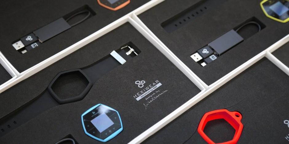 Hexiwear IoT Product