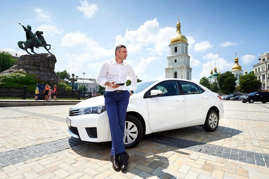 UBER Ukraine Kiev