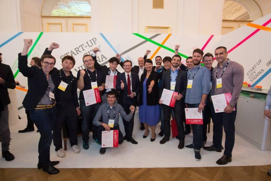 vienna startup package