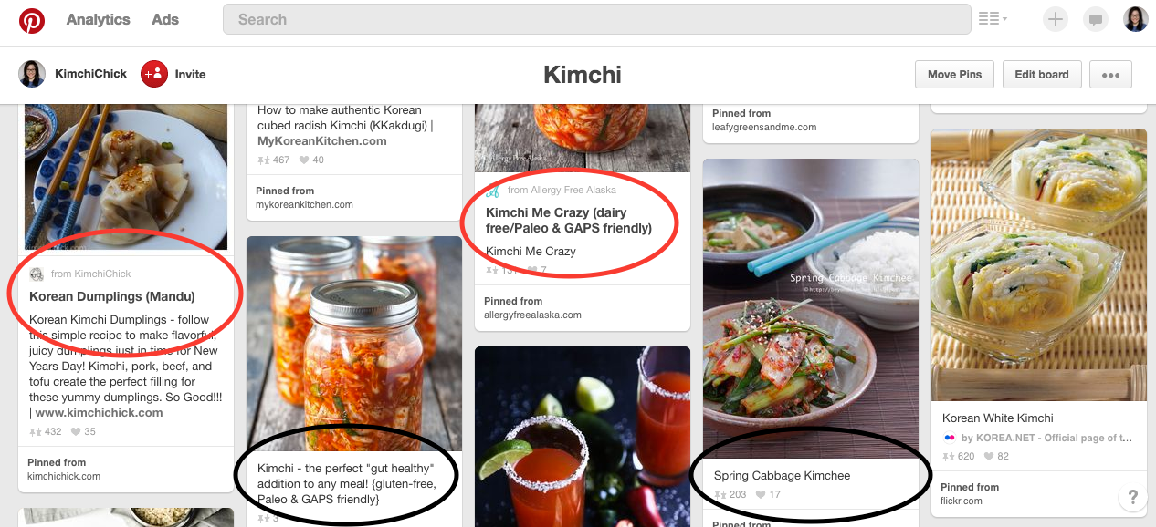 Pinterest can bring a lot of traffic to your website and business. So, take the time to implement these 5 tips to make Pinterest pins that pop! It'll get you recognized. |www.kimchichick.com