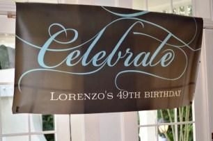 Happy Birthday Lorenzo!