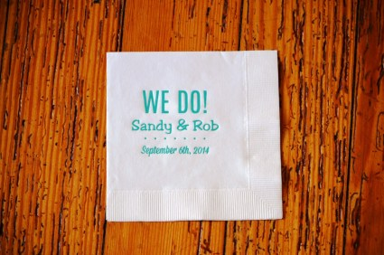 Congratulations Robert and Sandy!