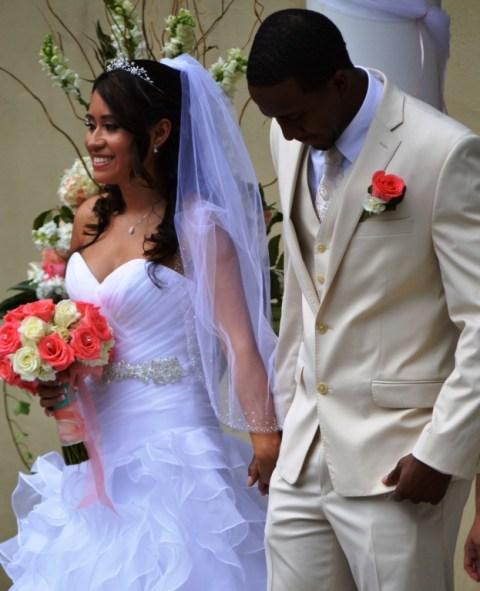 Congratulations to Brian and Shelya!