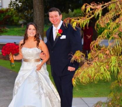 Congratulations Kristin and Brett!