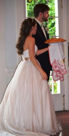 Matt and Kristina spring wedding