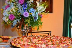 Rick and Cara Summer Wedding Historic Norcross