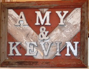 Amy and Kevin 173 Carlyle House