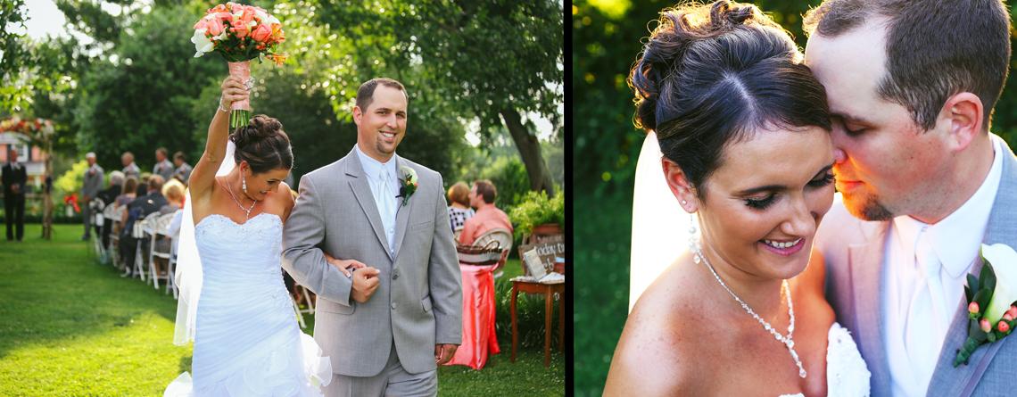 Krystle and Jonathan – May wedding