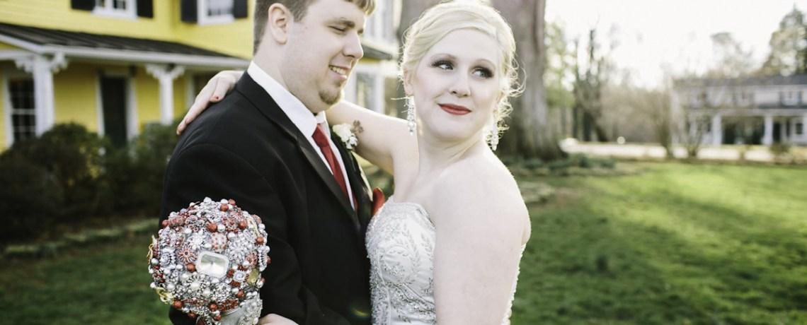 Holly & Eric; Hollywood Glamour