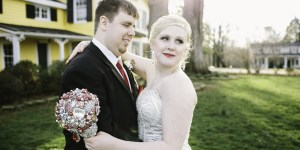 Holly & Eric; Hollywood Glamour