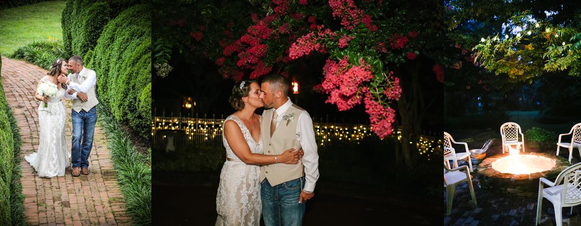 Alicia and Blake – July Wedding