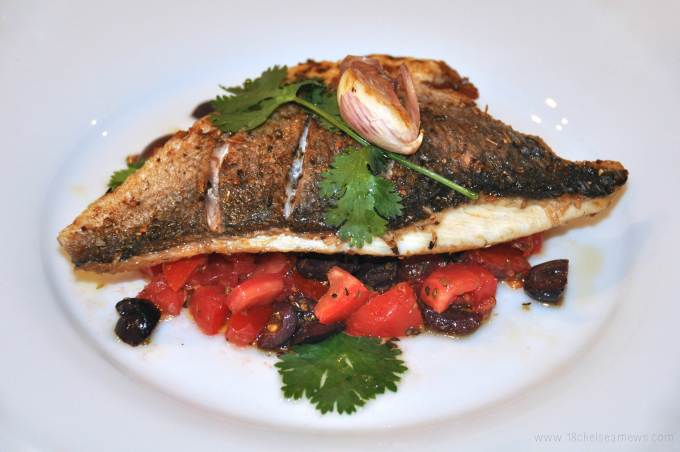 Mediterranean Sea Bream Fillet 18chelseamews.com