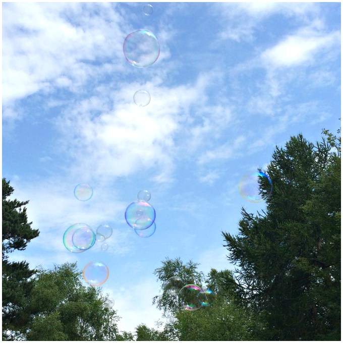 Bubbles For Robyn