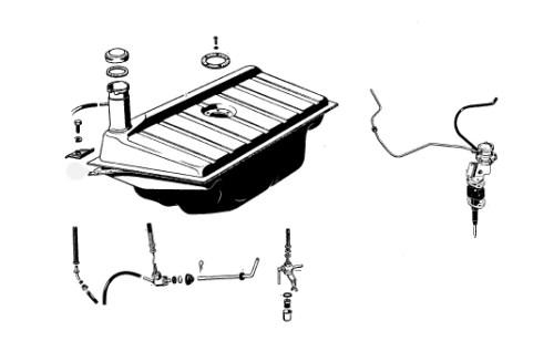 Wiring Diagrams For 1970 Vw Fastback further 1974 Mgb Fuse Box Diagram additionally Volkswagen Bug Piston Diagram additionally 1971 Volkswagen Super Beetle Engine Diagram further Vw Phaeton Car. on karmann ghia carburetor