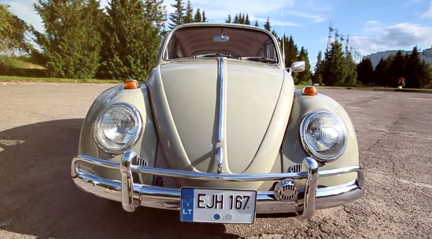 Linas Barševičius Euro '67 Beetle