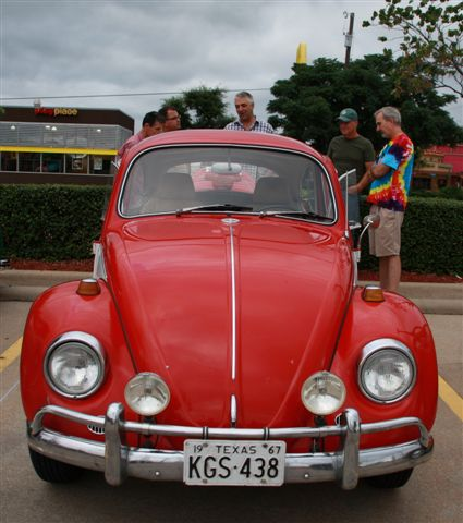 Featured '67 Beetle — Doug Smith