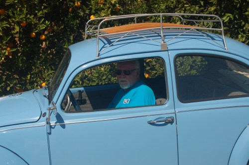 Featured '67 Beetle — Richard Diaz