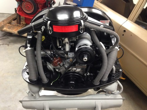 '67 Volkswagen Beetle — Happy Engine