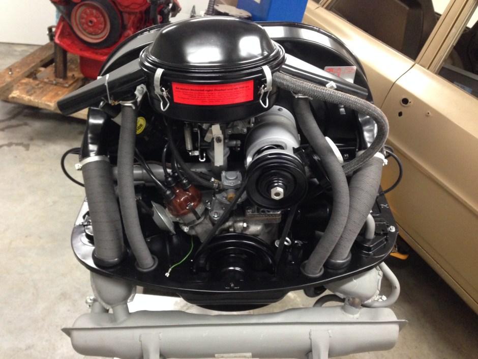 '67 Volkswagen Beetle — Happy Engine