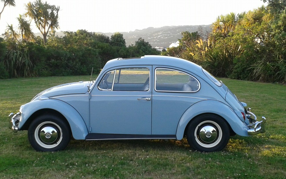 Featured '67 Beetle — Steve Parker
