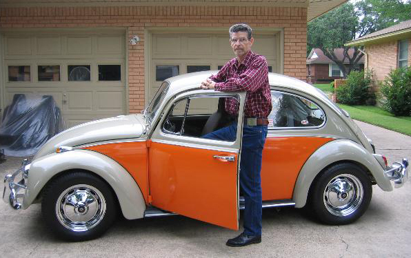 A Texas Vintage Volkswagen Legend  —  Jay Salser