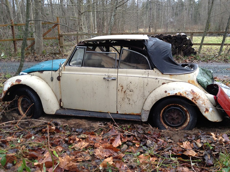 Featured '67 Beetle — Dylan Wills