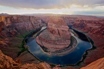 Horseshoe Bend, Colorado River, Arizona      Buy Now