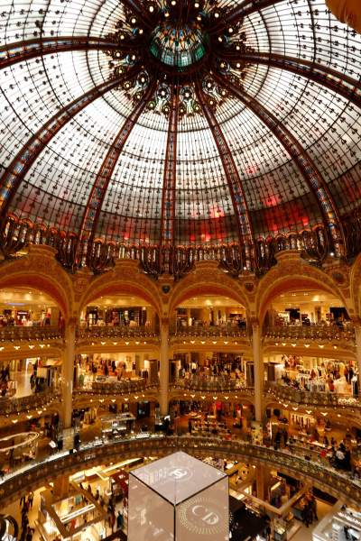 Galleries LaFayette      Buy Now