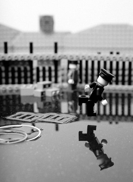 Reflection of Life With LEGO bricks [32 PICS]