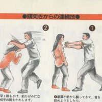 Manual for Japanese girls to defend themselves