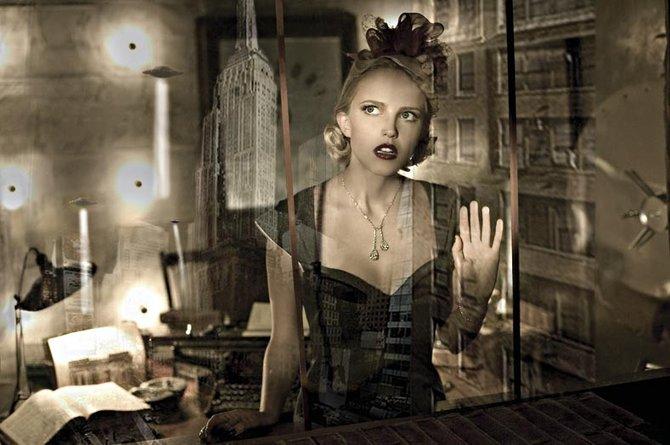 Photo art by Eugenio Recuenco