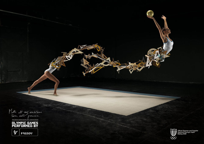 Creative Advertisement by Lorenzo Vitturi