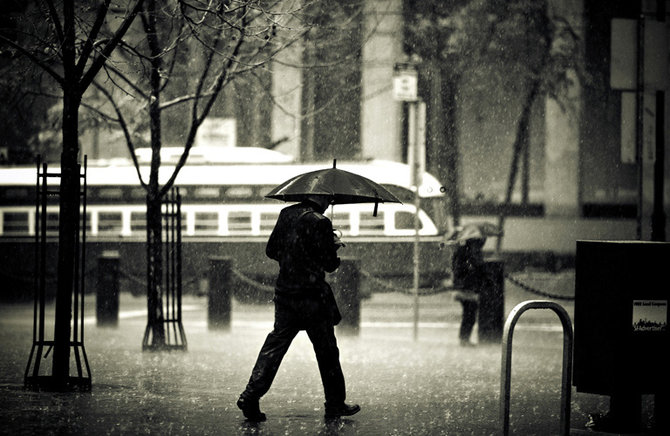 Rain... Phorographer Navid Baraty